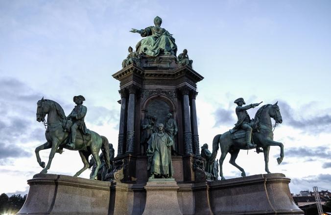 Maria Theresa monument